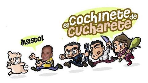 ¡Al Cochinete, al Cochinete,..., de Cucharete!